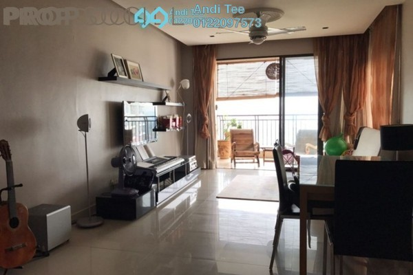 For Sale Condominium at Sri Putramas II, Dutamas Freehold Fully Furnished 3R/2B 700k