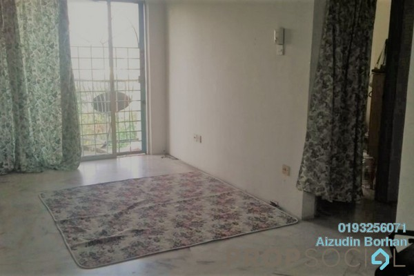 For Sale Apartment at City Heights Apartment, Kajang Freehold Unfurnished 3R/2B 220k