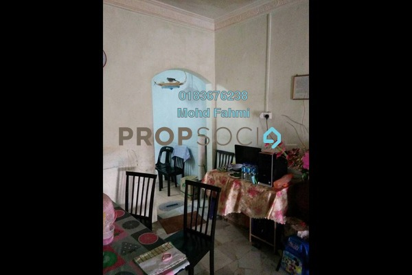 For Sale Terrace at Taman Sri Skudai, Skudai Freehold Semi Furnished 3R/2B 280k