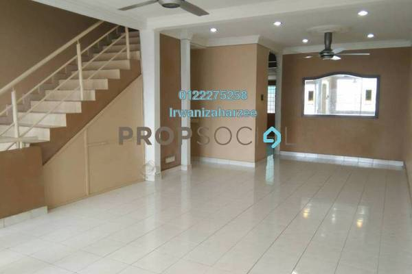 For Sale Terrace at Taman Desa Bukit Cahaya, Cheras South Freehold Unfurnished 4R/3B 540k