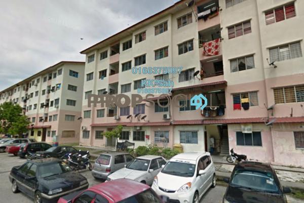 For Rent Apartment at Taman Pendamar Indah 2, Port Klang Freehold Unfurnished 3R/2B 450translationmissing:en.pricing.unit