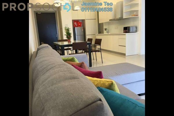 For Rent Condominium at Reflection Residences, Mutiara Damansara Freehold Fully Furnished 3R/3B 3k