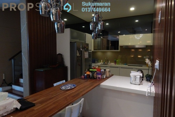 For Sale Duplex at Sunway Vivaldi, Mont Kiara Freehold Fully Furnished 5R/6B 2.79m