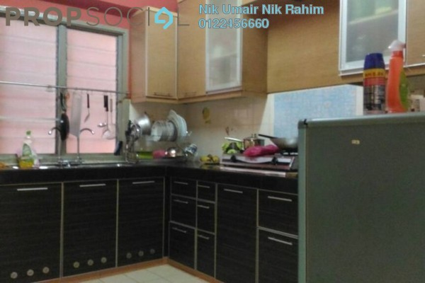 For Sale Apartment at Sri Cempaka Apartment, Kajang Freehold Semi Furnished 3R/2B 270k