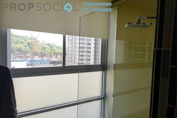 For Rent SoHo/Studio at VERVE Suites, Mont Kiara Freehold Fully Furnished 1R/1B 2.5k
