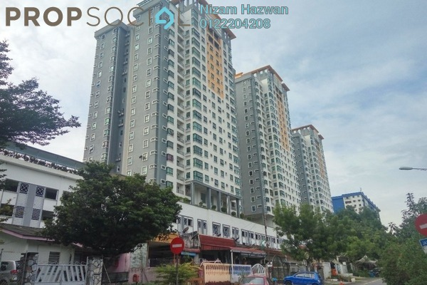 For Sale Condominium at Park 51 Residency, Petaling Jaya Freehold Unfurnished 3R/2B 560k