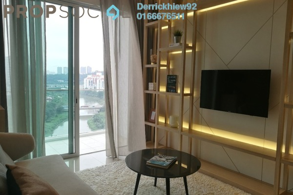 For Sale Condominium at Southbank Residence, Old Klang Road Freehold Unfurnished 2R/2B 530k