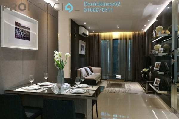 For Sale Condominium at United Point Residence, Segambut Freehold Unfurnished 3R/2B 510k