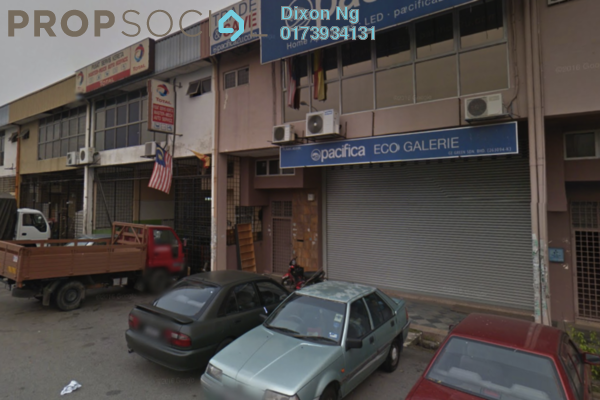 For Sale Factory at TSB Commercial Centre, Sungai Buloh Freehold Semi Furnished 1R/1B 1.35m