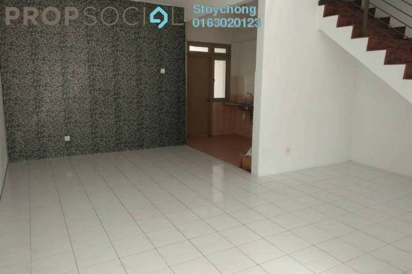 For Rent Condominium at Setia Impian, Setia Alam Freehold Semi Furnished 4R/3B 1.1k