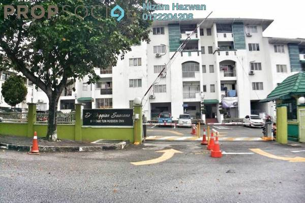 For Sale Condominium at D'Tinggian Suasana, Bandar Tun Hussein Onn Freehold Unfurnished 3R/2B 340k