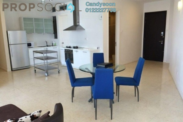 For Sale Condominium at Idaman Residence, KLCC Freehold Fully Furnished 3R/3B 1.79m