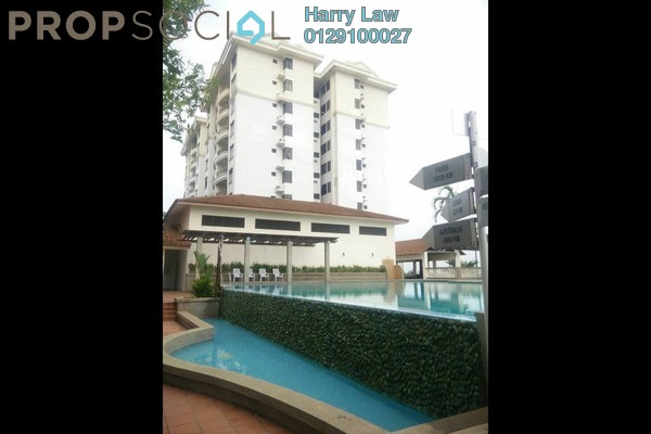 For Rent Condominium at Cheng Heights, Cheng Freehold Fully Furnished 3R/2B 1.5k