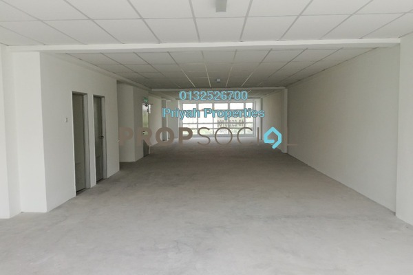 For Rent Office at Cantonment Exchange, Jalan Ipoh Freehold Unfurnished 0R/2B 2.3k