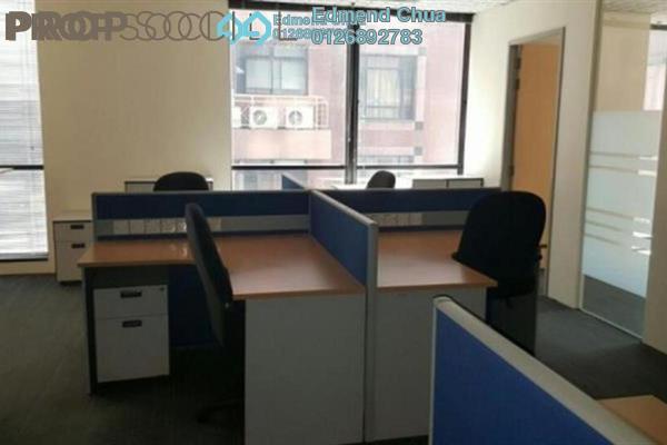 For Rent Office at Menara HLA, KLCC Freehold Fully Furnished 0R/0B 8k