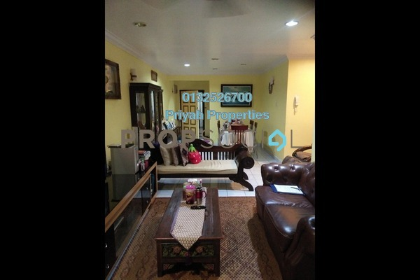For Sale Condominium at Villa Angsana, Jalan Ipoh Freehold Semi Furnished 3R/2B 535k