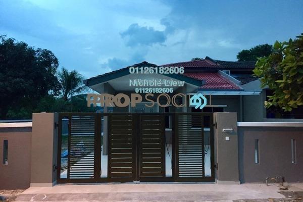 For Sale Terrace at Taman Menara Maju, Klang Freehold Unfurnished 4R/2B 465k