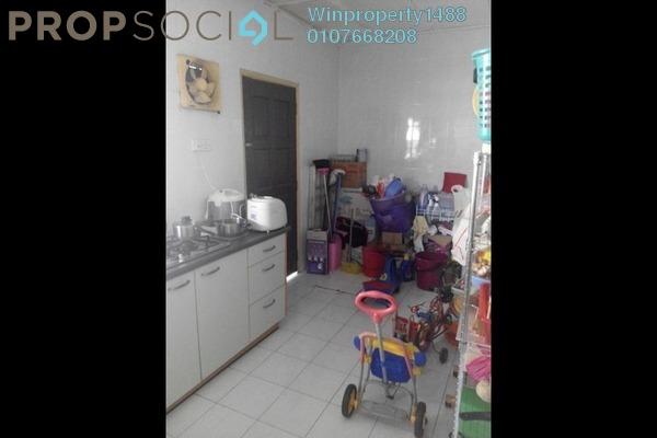 For Rent Terrace at BK5, Bandar Kinrara Freehold Semi Furnished 3R/2B 1.5k