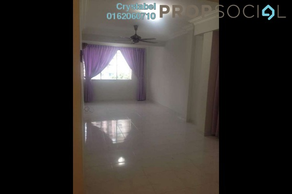 For Rent Duplex at Tulip Apartment, Pandan Indah Freehold Semi Furnished 3R/2B 1.3k