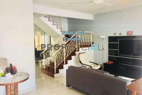 For Sale Terrace at Setia Damai, Setia Alam Freehold Semi Furnished 4R/3B 905k
