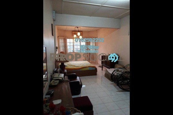For Sale Terrace at Section 17, Petaling Jaya Freehold Semi Furnished 4R/2B 920k