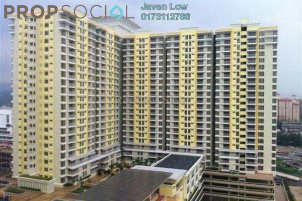 For Sale Condominium at Platinum Lake PV20, Setapak Freehold Semi Furnished 4R/2B 530k