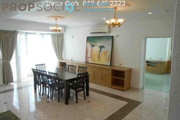 For Rent Condominium at Silverton, Gurney Drive Freehold Fully Furnished 6R/5B 6.2k