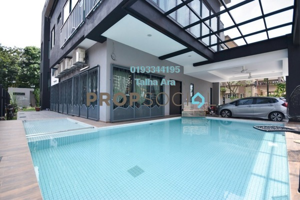 For Sale Bungalow at Taman Ampang Utama, Ampang Freehold Semi Furnished 9R/8B 4m