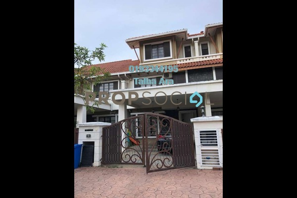 For Sale Terrace at Canting, Alam Impian Freehold Unfurnished 6R/5B 850k