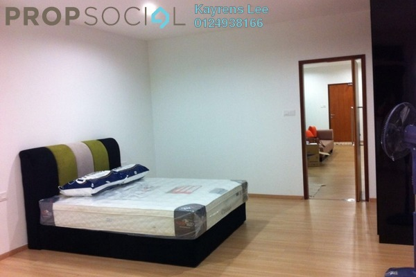 For Sale SoHo/Studio at One One Eight, Tanjung Tokong Freehold Fully Furnished 1R/1B 530k