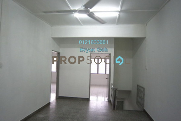 For Rent Terrace at Taman Happy Valley, Farlim Freehold Unfurnished 3R/1B 1.3k