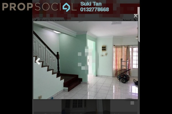 For Sale Terrace at BRP 7, Bukit Rahman Putra Freehold Semi Furnished 4R/3B 635k