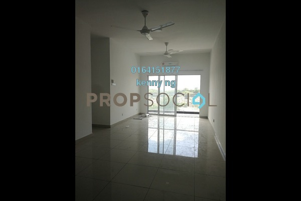 For Sale Condominium at Anyaman Residence, Bandar Tasik Selatan Freehold Semi Furnished 3R/2B 510k