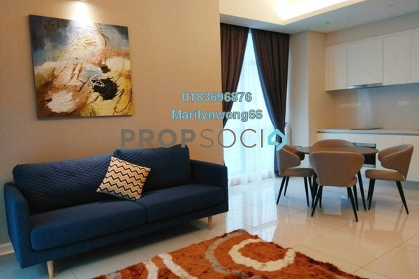 For Rent Condominium at Tribeca, Bukit Bintang Freehold Fully Furnished 1R/1B 6k
