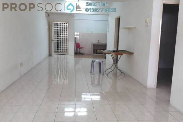 For Sale Apartment at Bougainvilla, Segambut Freehold Semi Furnished 3R/2B 385k