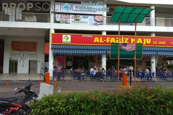 For Rent Shop at Platinum Mondrian PV128, Setapak Freehold Unfurnished 1R/1B 7.8k