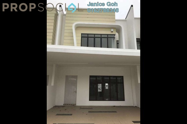For Rent Terrace at Setia EcoHill, Semenyih Freehold Semi Furnished 4R/3B 1k