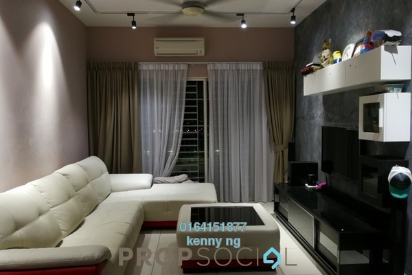 For Sale Condominium at Endah Promenade, Sri Petaling Leasehold Fully Furnished 3R/2B 540k