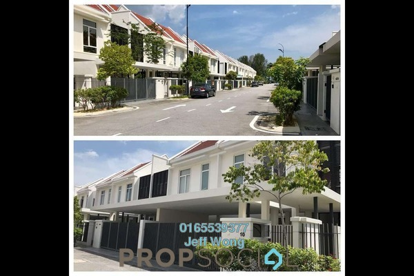 For Rent Condominium at Denai Bayu, Seri Tanjung Pinang Freehold Fully Furnished 4R/5B 8k
