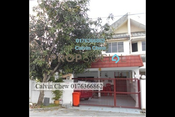 For Sale Terrace at Taman Medan Baru, PJ South Leasehold Unfurnished 4R/0B 670k