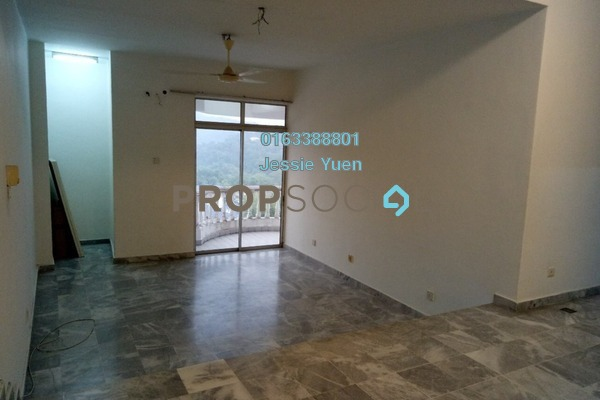 For Rent Condominium at Casa Mila, Selayang Freehold Semi Furnished 3R/2B 1.1k