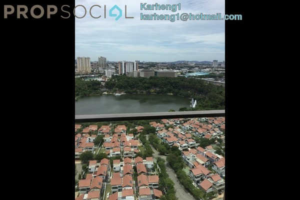 For Rent Condominium at A'Marine, Bandar Sunway Freehold Semi Furnished 4R/3B 4.5k