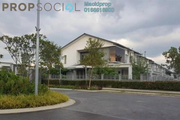 For Sale Terrace at Parkfield Residences @ Tropicana Heights, Kajang Freehold Unfurnished 4R/3B 1.3m