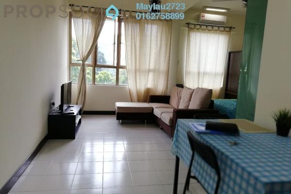 For Rent Condominium at Ritze Perdana 1, Damansara Perdana Freehold Fully Furnished 1R/1B 1.3k