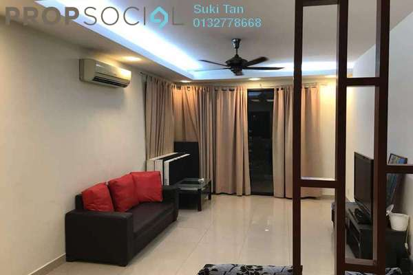 For Sale Condominium at Sri Putramas II, Dutamas Freehold Semi Furnished 3R/2B 628k