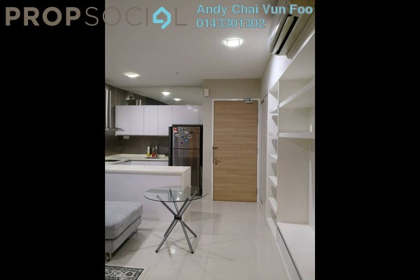 For Rent Condominium at Camellia, Bangsar South Freehold Fully Furnished 1R/1B 2.6k