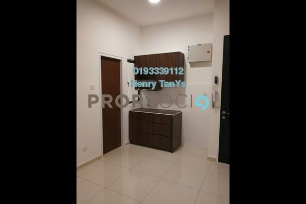For Rent Condominium at Seasons Garden Residences, Wangsa Maju Freehold Semi Furnished 0R/2B 1.55k