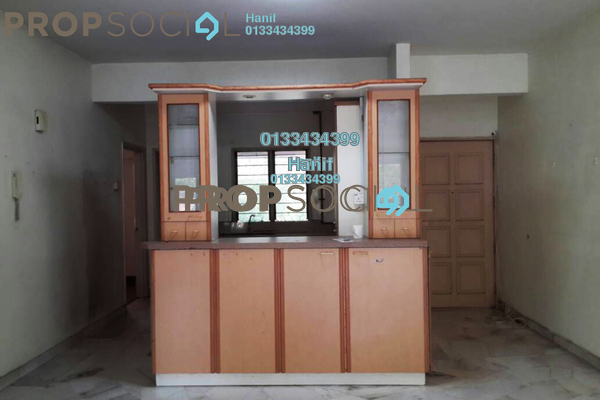 For Sale Condominium at Sri Jelatek, Wangsa Maju Freehold Semi Furnished 3R/2B 420k