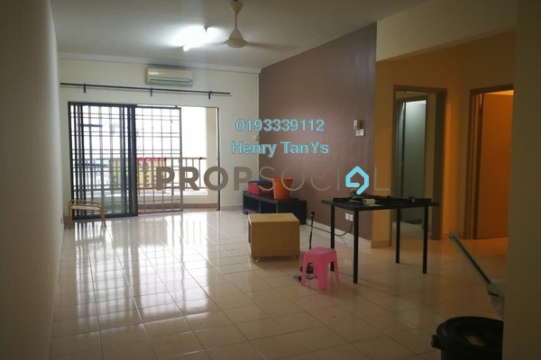 For Rent Condominium at Sri Putramas I, Dutamas Freehold Semi Furnished 3R/2B 1.6k
