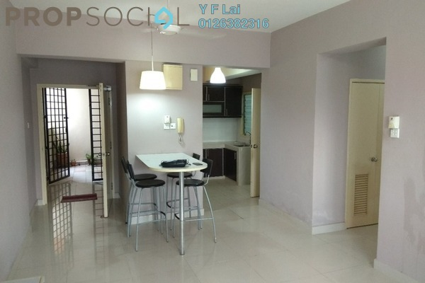For Sale Condominium at Casa Desa, Taman Desa Freehold Fully Furnished 3R/2B 568k
